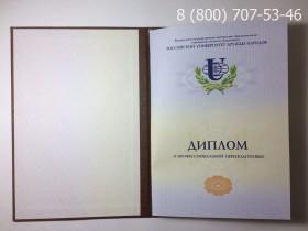 Диплом о профессиональной переподготовке 2016-2017 годов
